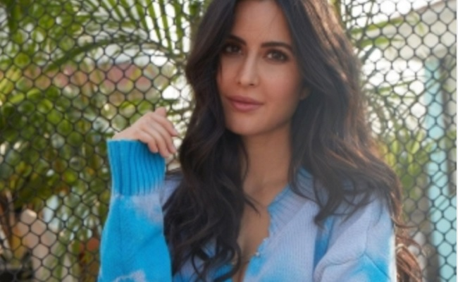 Katrina Kaif gives the safety pin a twist of oomph