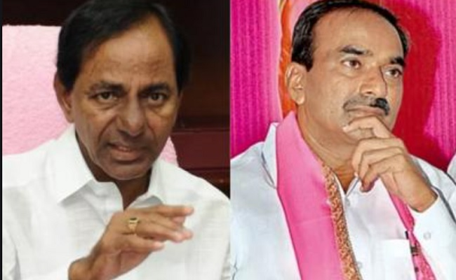KCR was waiting for right time to strike at Eatala