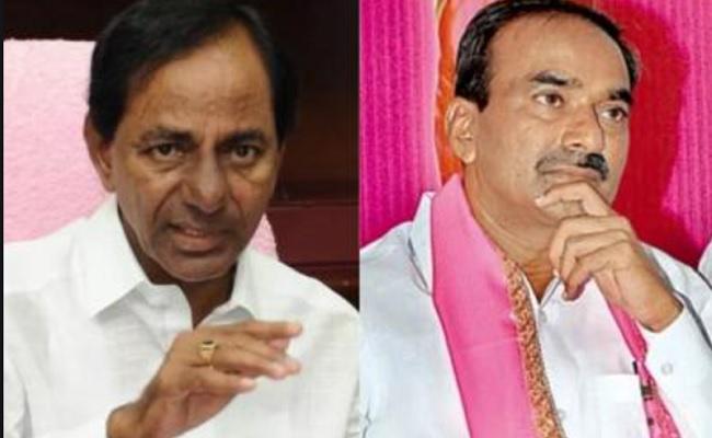 KCR Orders Another Probe Against Eatala Rajender