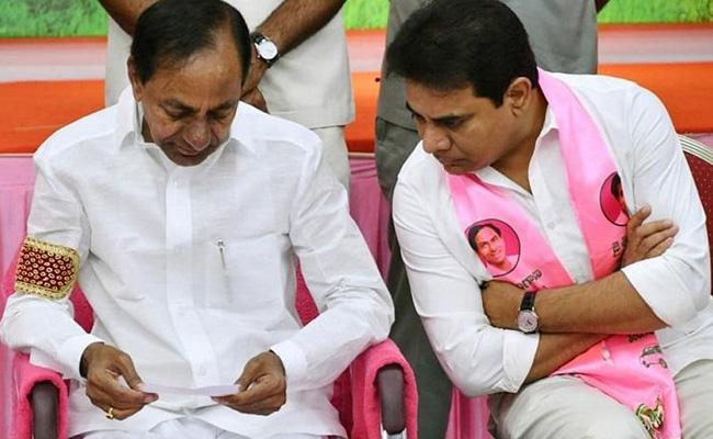 Why so hurry in making KTR as Telangana CM?