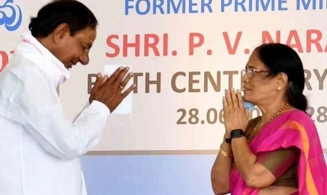 MLC polls: KCR plan to field PV daughter to backfire?