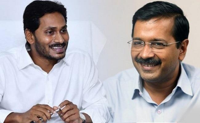 Is Kejriwal following Jagan in Covid 19 handling?