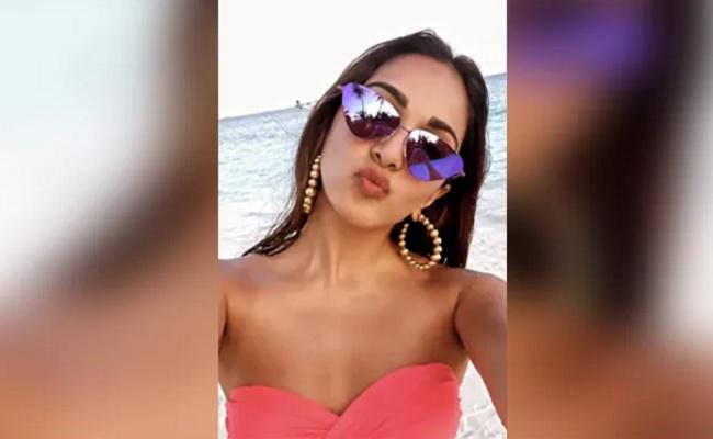 Kiara Advani misses the sunshine and tan
