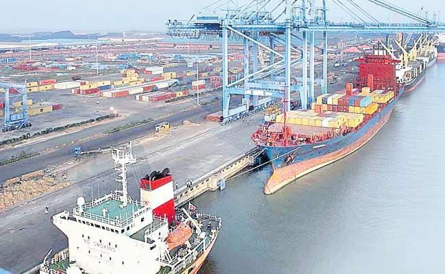 Adani Captures One More Andhra Port!