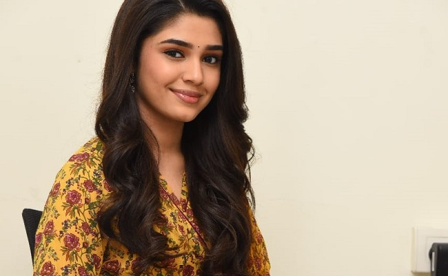 Krithi Signs New Film for Big Amount