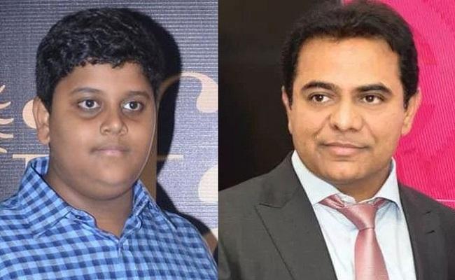 No Talk In Family On CM Change: KTR's Son!