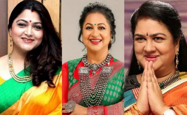 Three Evergreen Actresses In Sharwanand's AMJ