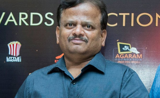 Director and Cinematographer KV Anand Passes Away