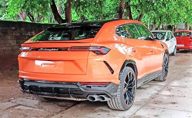 NTR Begins Driving in Lamborghini..