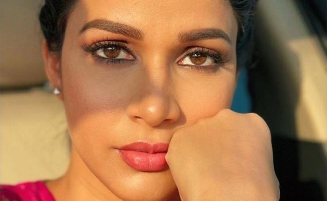 Lavanya Tripathi Shares 'positive' Words Of Wisdom