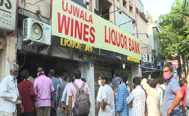 'High spirits' in Hyd after lockdown announcement