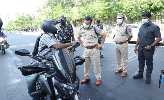 Telangana Police told to enforce lockdown more strictly