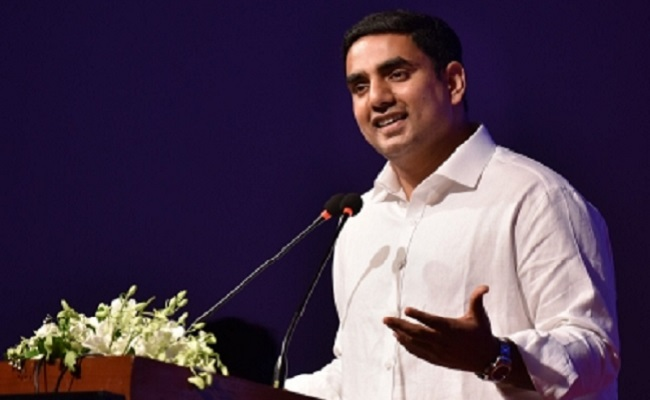 YSRCP wrongly publicising firms attracted during TDP's rule