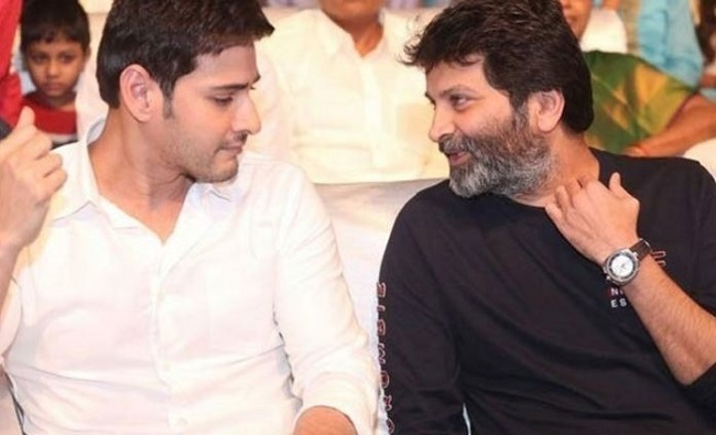 Mahesh, Trivikram's Crazy Project's Exciting Update