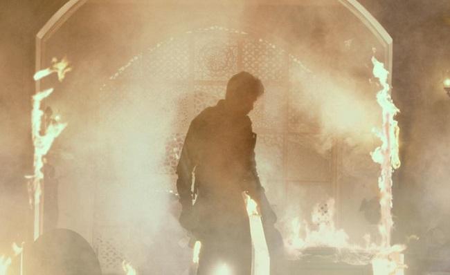 Major Glimpse: Adivi Sesh On Fire