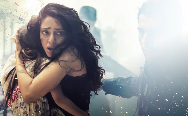 1st Look: Sobhita As An NRI Hostage In Major
