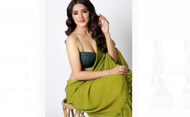Pic Talk: Sharma Flaunts Hourglass Figure