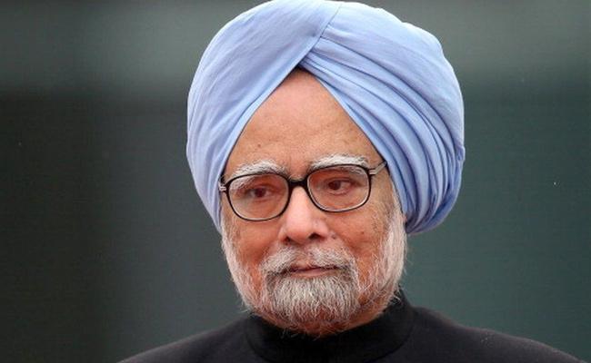 Former PM Manmohan Singh Tests +ve, Hospitalised