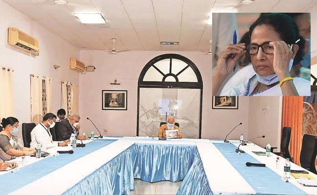 1 Min Modi-Mamata meeting triggers huge controversy