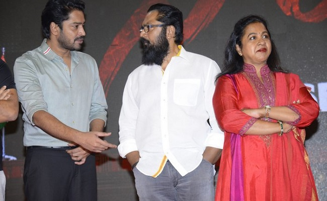 My First Priority Is Comedy Films: Allari Naresh.. - Greatandhra.com