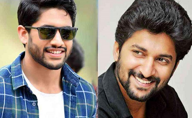 Nani Vs Naga Chaitanya: Fight in Summer