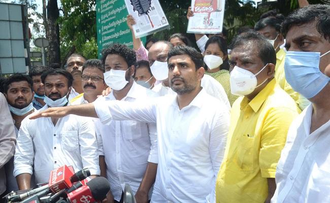 Why Is Lokesh Targeting Jagan?
