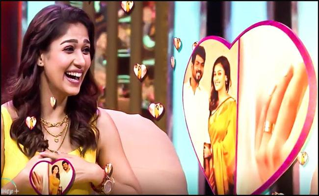 Nayanthara Just Confirmed She's Engaged to Vignesh Sivan?