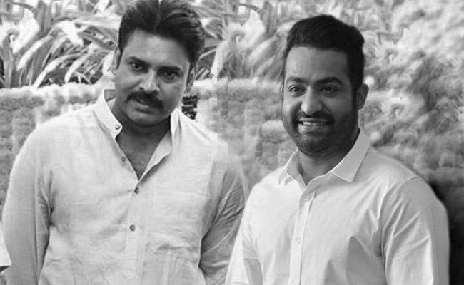 Jr NTR Team Angry With 'Vakeel Saab' Hug