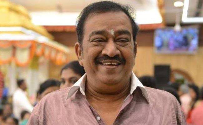 Actor and comedian Pandu dies of Covid-19 at 74