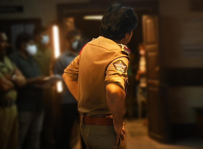 Pic Talk: PK Back On Duty As Bheemla Nayak