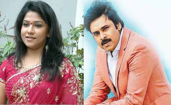 Actress Reveals About Pawan Kalyan's Flirting