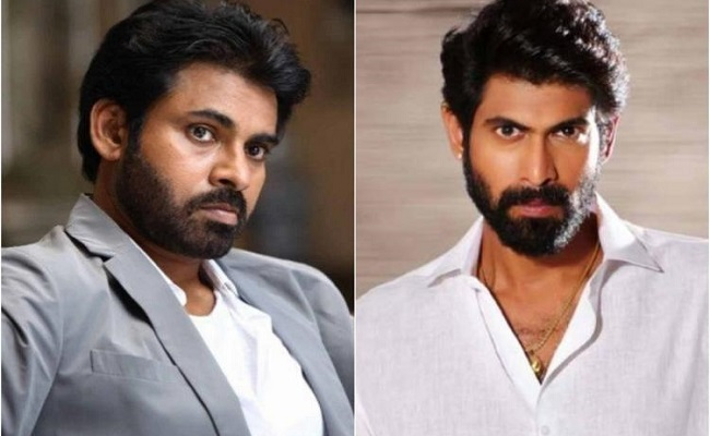 Pawan Kalyan, Rana's Film Shoot Commences