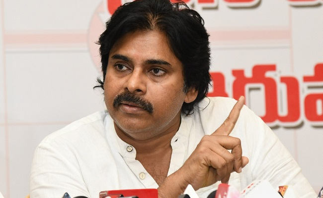 Pawan Turns Saffron, To Leave Tirupati To BJP?
