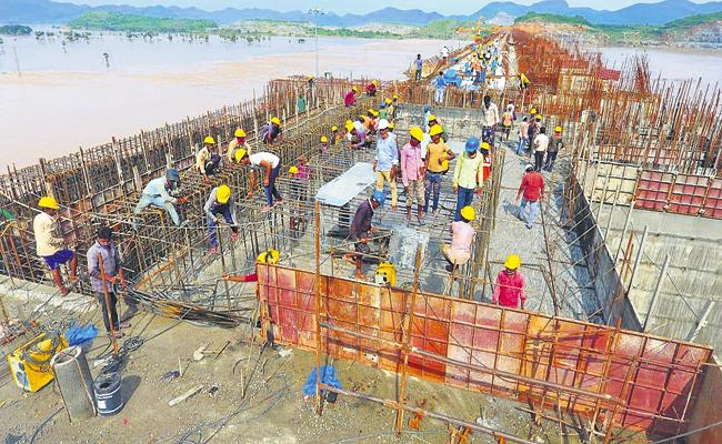 Centre refuses to enhance Polavaram project cost?
