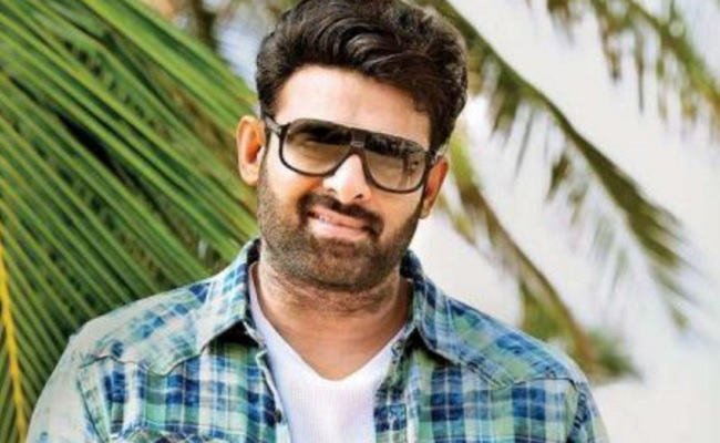 Reel Buzz: Prabhas Halts All Three Films