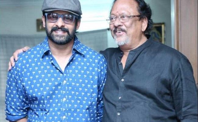 Krishnam Raju Gives Up Hope on Prabhas's Wedding