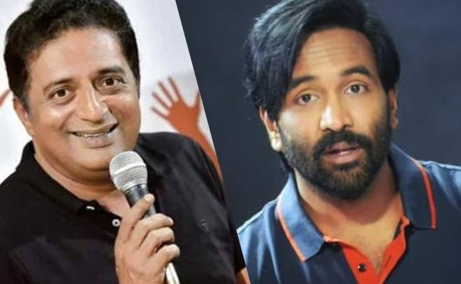 Prakash Raj and Vishnu Play Their Cards Well