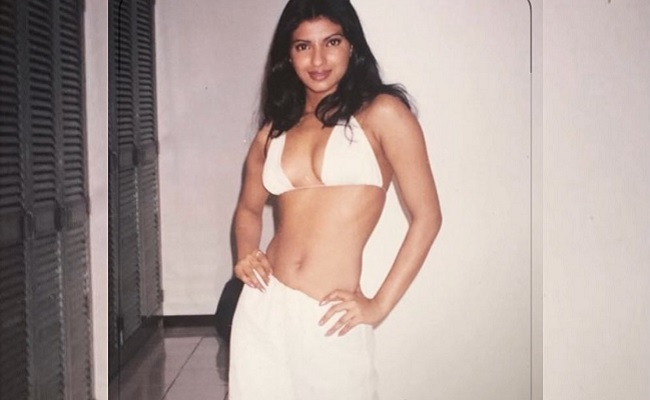 Pic: Actress' Super Sensuous Yesteryear's Picture