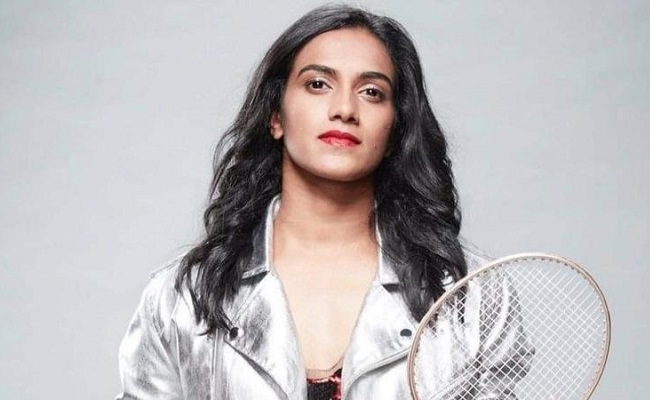 Sindhu given 2 acres for badminton academy in Vizag