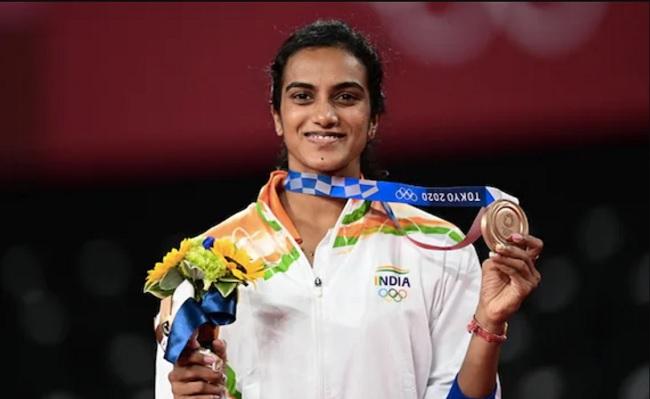 Badminton ace PV Sindhu's legend keeps growing