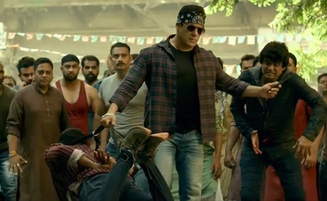 Radhe Trailer: Packed with Explosive Action