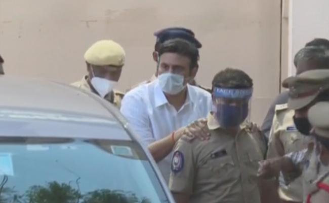 Why Delay In Raghurama Raju Release On Bail?