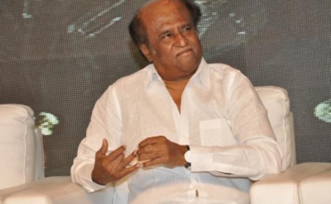 Rajinikanth's Hyderabad Shoot Stirs Controversy