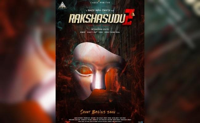 Rakshasudu 2 Will Be Completely Shot In London