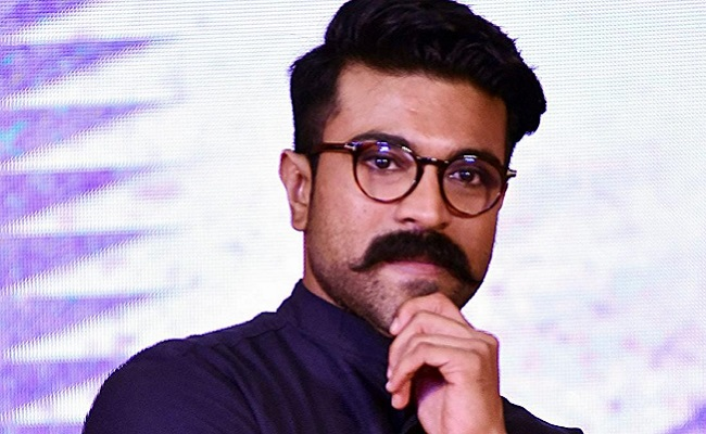 Ram Charan Goes In To Strict Isolation
