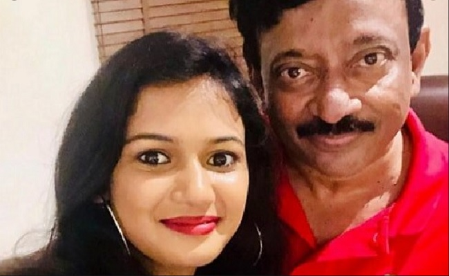 Arianna With RGV - A Spicy Interview