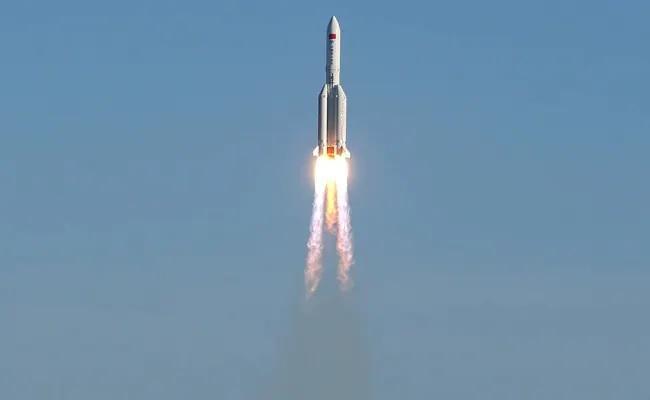 Live Tracking: China's Rocket Falls On Turkmenistan?