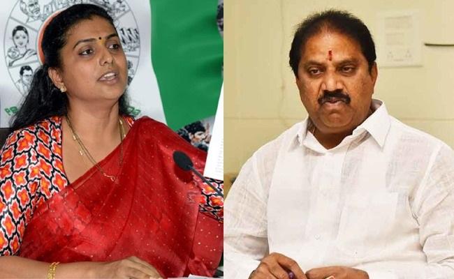 Roja, Vishnu assured of cabinet berths?