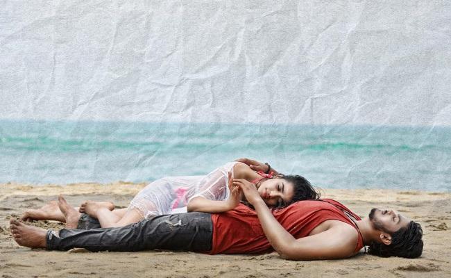 Pic Talk: Akash Puri, Sharma Romantic @ Beach