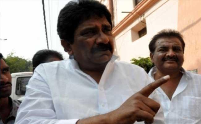 Sabbam Hari Turns Covid Positive, Critical